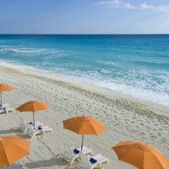 Отель Oleo Cancun Playa All Inclusive Boutique Resort Канкун пляж