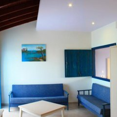 Myro Androu Hotel Apts Протарас комната для гостей