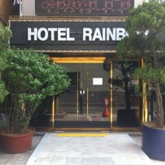 Rainbow Hotel Сеул вид на фасад фото 2