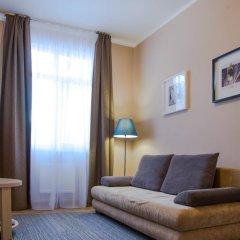 Гостиница 28 Семейный трехкомнатный номер с различными типами кроватей фото 7