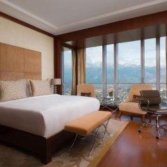 Отель The Ritz-Carlton, Almaty Номер Club