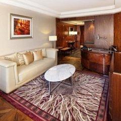 Гостиница Интерконтиненталь Москва 5* Люкс с двуспальной кроватью фото 3