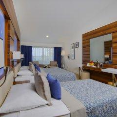 Limak Atlantis Deluxe Hotel комната для гостей фото 5
