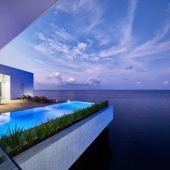 Отель Conrad Maldives Rangali Island пляж фото 3