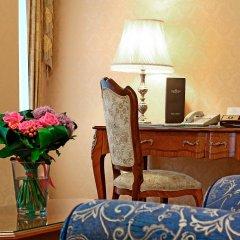 Гостиница Золотое кольцо 5* Семейный люкс с различными типами кроватей