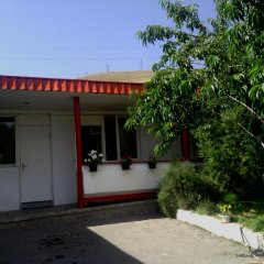 Nirvana Hotel вид на фасад
