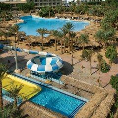 Отель Sindbad Aqua Hotel & Spa Египет, Хургада - 8 отзывов об отеле, цены и фото номеров - забронировать отель Sindbad Aqua Hotel & Spa онлайн бассейн фото 7