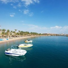 Отель Sindbad Aqua Hotel & Spa Египет, Хургада - 8 отзывов об отеле, цены и фото номеров - забронировать отель Sindbad Aqua Hotel & Spa онлайн приотельная территория