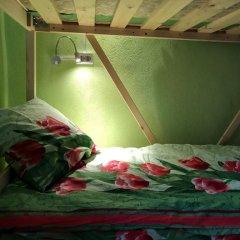 Хостел ХотелХот Бауманская Кровать в общем номере фото 4