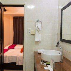 Отель Elite Beach Inn Мальдивы, Северный атолл Мале - отзывы, цены и фото номеров - забронировать отель Elite Beach Inn онлайн ванная