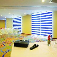 Отель Throne Beach Resort & SPA Титреенгёль помещение для мероприятий фото 4