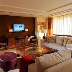 Отель Raffles Dubai 5* Люкс с различными типами кроватей фото 3