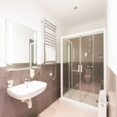Апартаменты Riga Lux Apartments - Skolas Апартаменты с различными типами кроватей фото 20