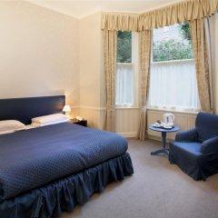 Отель LANGORF Лондон комната для гостей