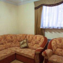Отель Шато Леопард Домбай комната для гостей фото 5