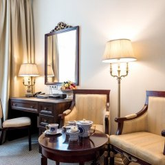 Гостиница The Rooms 5* Стандартный семейный номер с различными типами кроватей фото 7