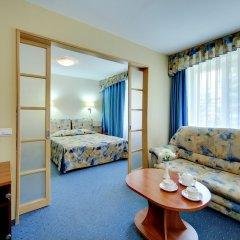 Гостиница Emmaus Volga Club комната для гостей