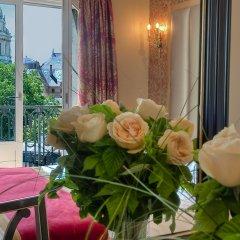 Отель Empereur Франция, Париж - 1 отзыв об отеле, цены и фото номеров - забронировать отель Empereur онлайн балкон