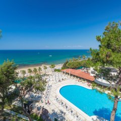Отель Melas Holiday Village - All Inclusive пляж фото 3