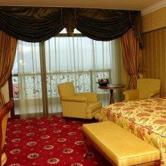 Отель Palace Marina Dinevi Болгария, Свети Влас - отзывы, цены и фото номеров - забронировать отель Palace Marina Dinevi онлайн комната для гостей фото 4