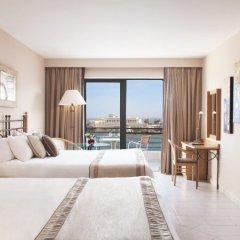 Marina Hotel Corinthia Beach Resort 4* Стандартный номер с различными типами кроватей фото 5
