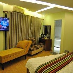 Art Deluxe Hotel Nha Trang комната для гостей фото 8