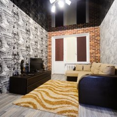 Апартаменты на Романовской слободе 7 Апартаменты с различными типами кроватей фото 11