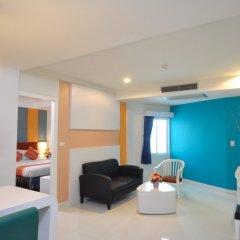 VC Hotel комната для гостей фото 14