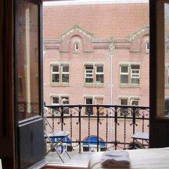 Отель MANOFA Амстердам балкон