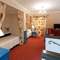 Hotel König von Ungarn комната для гостей фото 7
