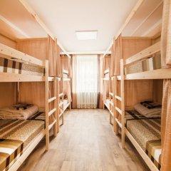 Хостел Кристалл Кровать в общем номере с двухъярусной кроватью фото 2