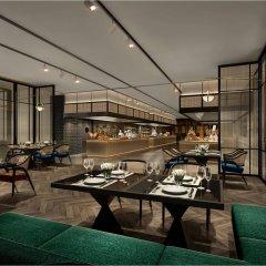 Отель DoubleTree by Hilton Shanghai Jing'an Китай, Шанхай - отзывы, цены и фото номеров - забронировать отель DoubleTree by Hilton Shanghai Jing'an онлайн питание фото 3