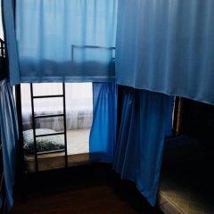 Хостел Travel Inn Выставочная Кровать в общем номере с двухъярусной кроватью