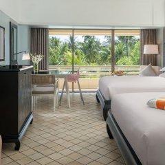 Отель Hilton Phuket Arcadia Resort and Spa 5* Стандартный номер разные типы кроватей