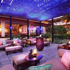 Nusa Dua Beach Hotel & Spa интерьер отеля