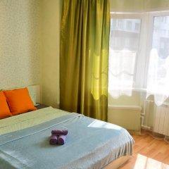 Апартаменты Коммунистическая 26 Апартаменты с различными типами кроватей