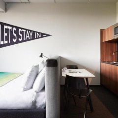 The Student Hotel Amsterdam City 4* Студия фото 4