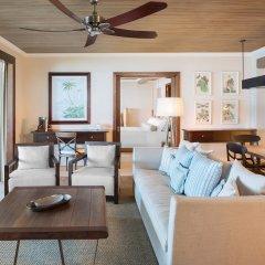 Отель The St. Regis Mauritius Resort 5* Люкс Beachfront grand с различными типами кроватей фото 3