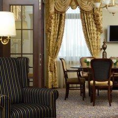 Гостиница Hilton Москва Ленинградская 5* Президентский люкс с различными типами кроватей фото 3