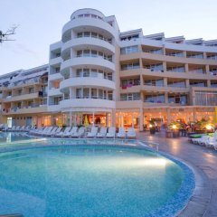 Отель Sun Palace Болгария, Солнечный берег - отзывы, цены и фото номеров - забронировать отель Sun Palace онлайн бассейн