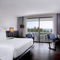 Отель Le Meridien Phuket Beach Resort 4* Номер Делюкс с двуспальной кроватью