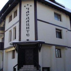 Мини-Отель Chardatsite вид на фасад фото 2