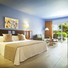 Отель Adrián Hoteles Roca Nivaria 5* Улучшенный номер с различными типами кроватей