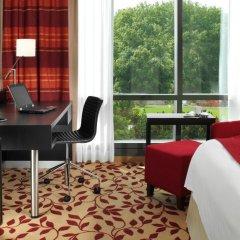 Zurich Marriott Hotel 5* Номер M club с различными типами кроватей фото 2