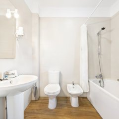 Отель Clube Maria Luisa Португалия, Албуфейра - отзывы, цены и фото номеров - забронировать отель Clube Maria Luisa онлайн ванная фото 3