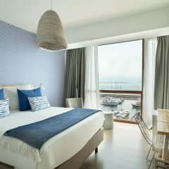 Отель Vincci Puertochico 4* Улучшенный номер с различными типами кроватей