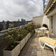 Hotel Terminus балкон