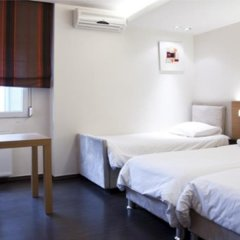 Отель CAPSIS Салоники комната для гостей фото 14