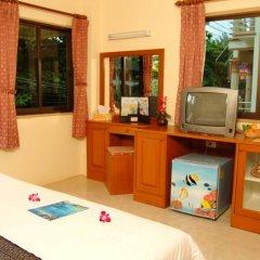 Отель Kata Noi Bay Inn пляж Ката балкон