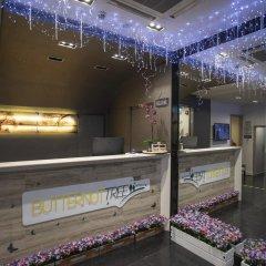 Butternut Tree Hotel интерьер отеля
